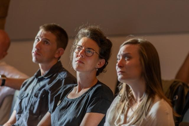 Stijn Latré, Ellen Decraene & Gilke Gunst